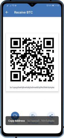 receive bitcoin vancouver